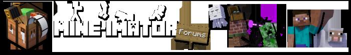 Mine-imator forums